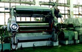 Вальцы для переработки резины Пд 2100 660/660 для переработки резиновых смесей