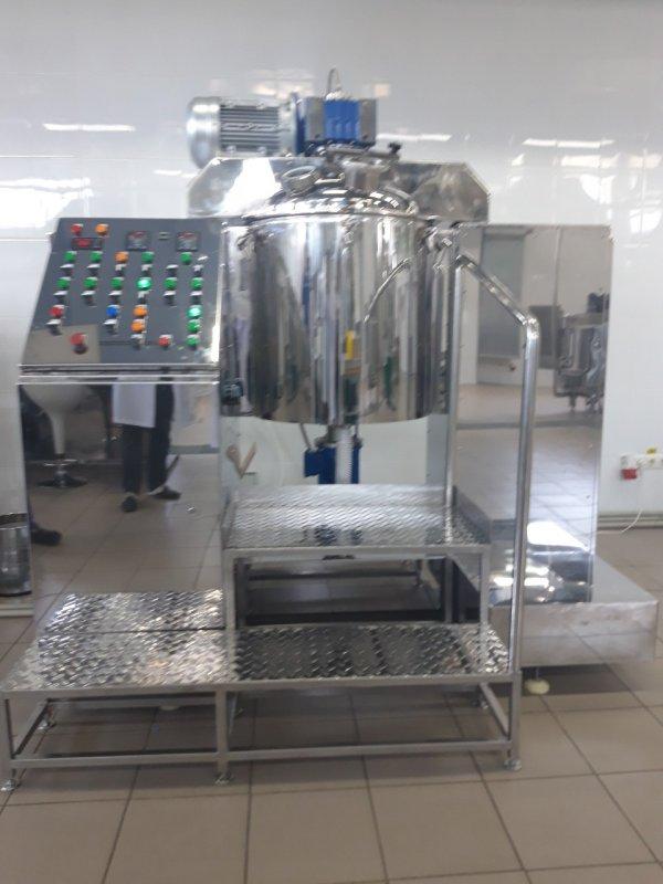Buy GMP standard reactor. Pharmaceutical, chemical reactors, food reactors