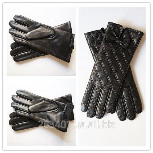 купить кожаные перчатки женские 1