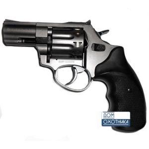 Купить Револьвер под патрон Флобера Ekol Major Eagle 2.5 Shiny Chrome synthetic