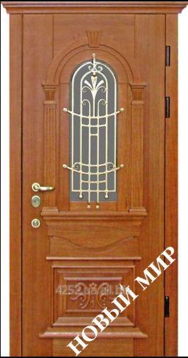 Входные двери металлические Тернополь