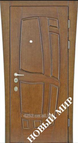 Входные двери металлические, категория 5, Модерн