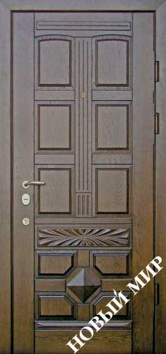 Входные двери металлические, категория 5, Ретро