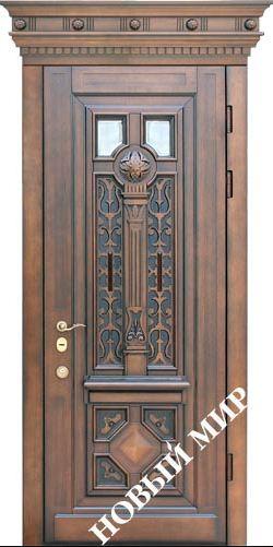 Входные двери металлические, категория 5, Херсонес