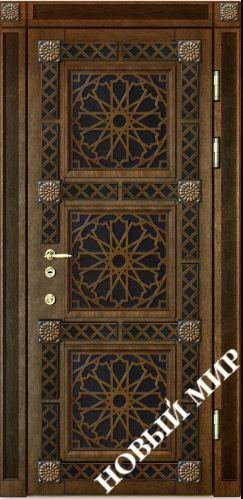Входная дверь металлическая, категория 5, Тамерлан