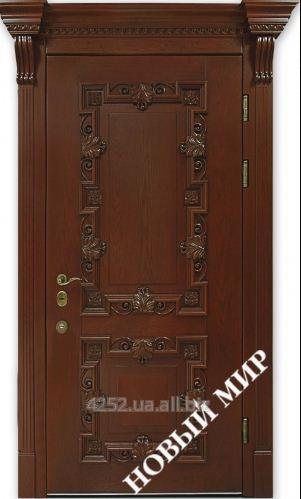 Входная дверь металлическая, категория 5, Парадиз