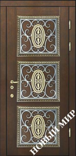 Входная дверь металлическая, категория 5, Бухара
