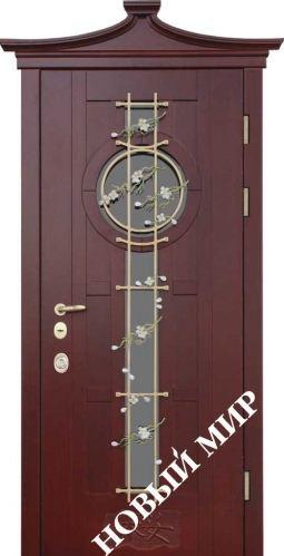Входная дверь металлическая, категория 4, Сакура