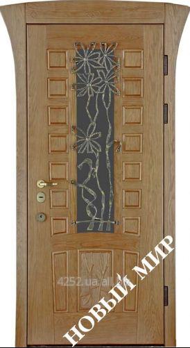 Входная дверь металлическая, категория 4, Австрия