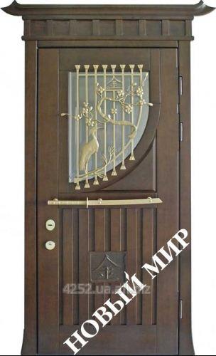 Входная дверь металлическая, категория 4, Фуджи