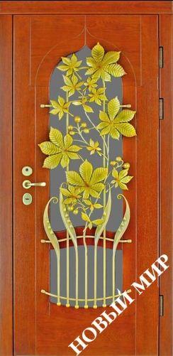 Входная дверь металлическая, категория 4, Каштаны Киева