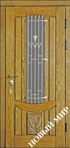 Входная дверь металлическая, категория 4, Арбат