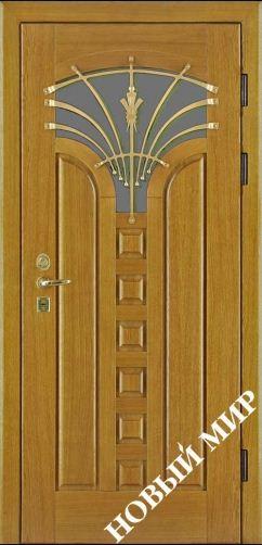 Входная дверь металлическая, категория 4, Лотос
