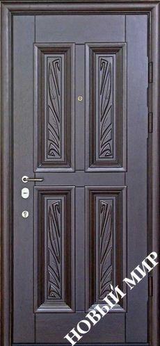 Входная дверь металлическая, категория 4, Каховка