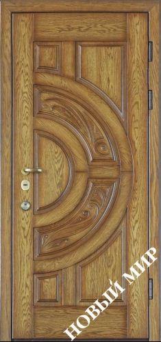 Входная дверь металлическая, категория 4, Рассвет