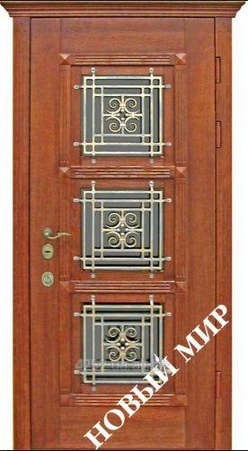 Входная дверь металлическая, категория 4, Рим