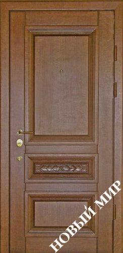 Входная дверь металлическая, категория 4, Осень