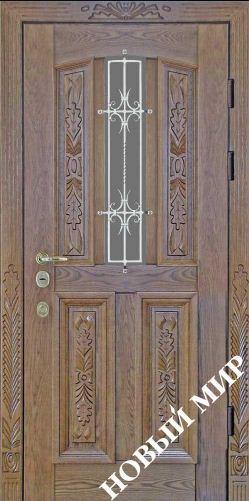 Входная дверь металлическая, категория 4, София