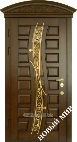 Входные двери металлические, категория 4, Борисфен