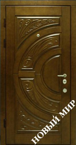 Входные двери металлические, категория 4, Рассвет3