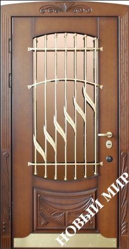 Входные двери металлические, категория 4, Садыба