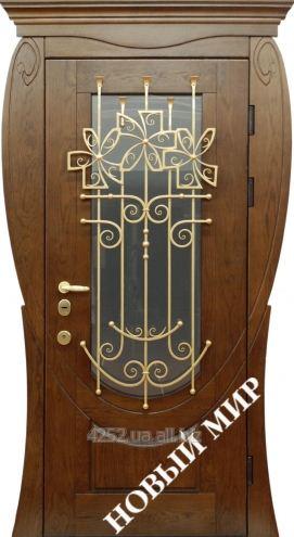Входная дверь металлическая, категория 4, Маргарита