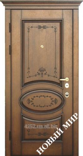 Входная дверь металлическая, категория 4, Версаль