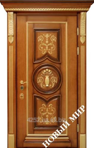 Входная дверь металлическая, категория 4, Парадная