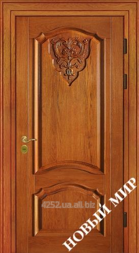 Входная дверь металлическая, категория 4, Незнакомка