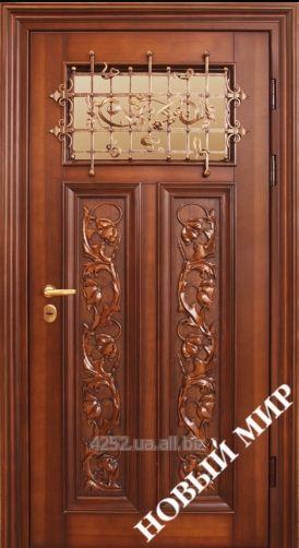 Входная дверь металлическая, категория 4, Аскания