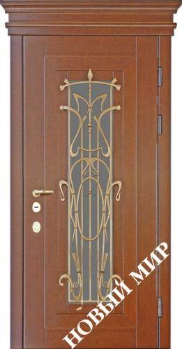 Входная дверь металлическая, категория 3, Дрезден
