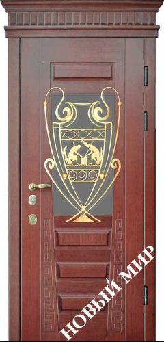 Входная дверь металлическая, категория 3, Афины