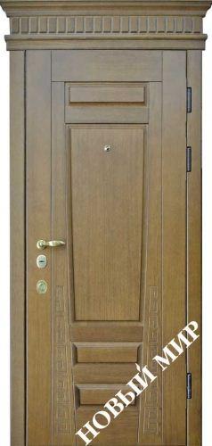 Входная дверь металлическая, категория 3, Афины2