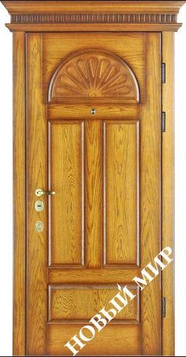 Входная дверь металлическая, категория 3, Атланта
