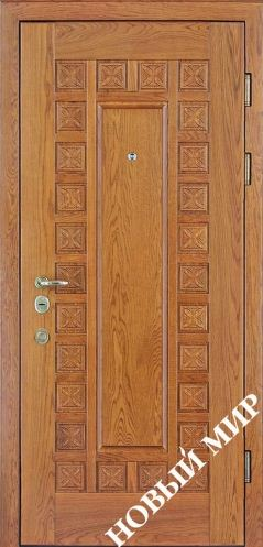 Входная дверь металлическая, категория 3, Карпаты