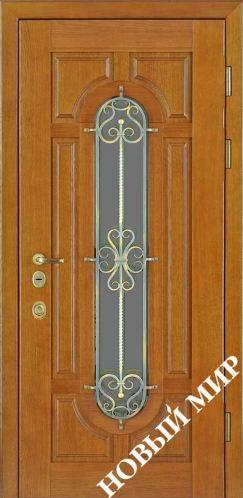 Входная дверь металлическая, категория 3, Ливадия