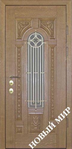 Входная дверь металлическая, категория 3, Русь