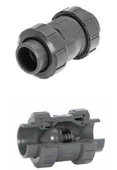 Обратный клапан тип 561 Georg Fischer VBNG-A30-B01-C08-D11-E01-G01-G01