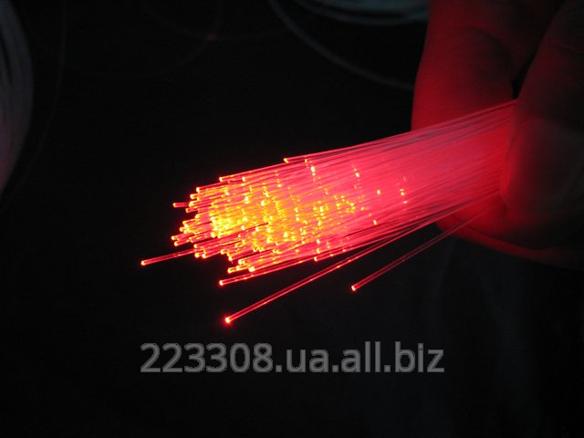 Buy Light guide of dot from 0.25 to 3 mm (fiber-optical light cable).