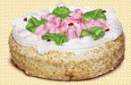 Торт Білосніжка
