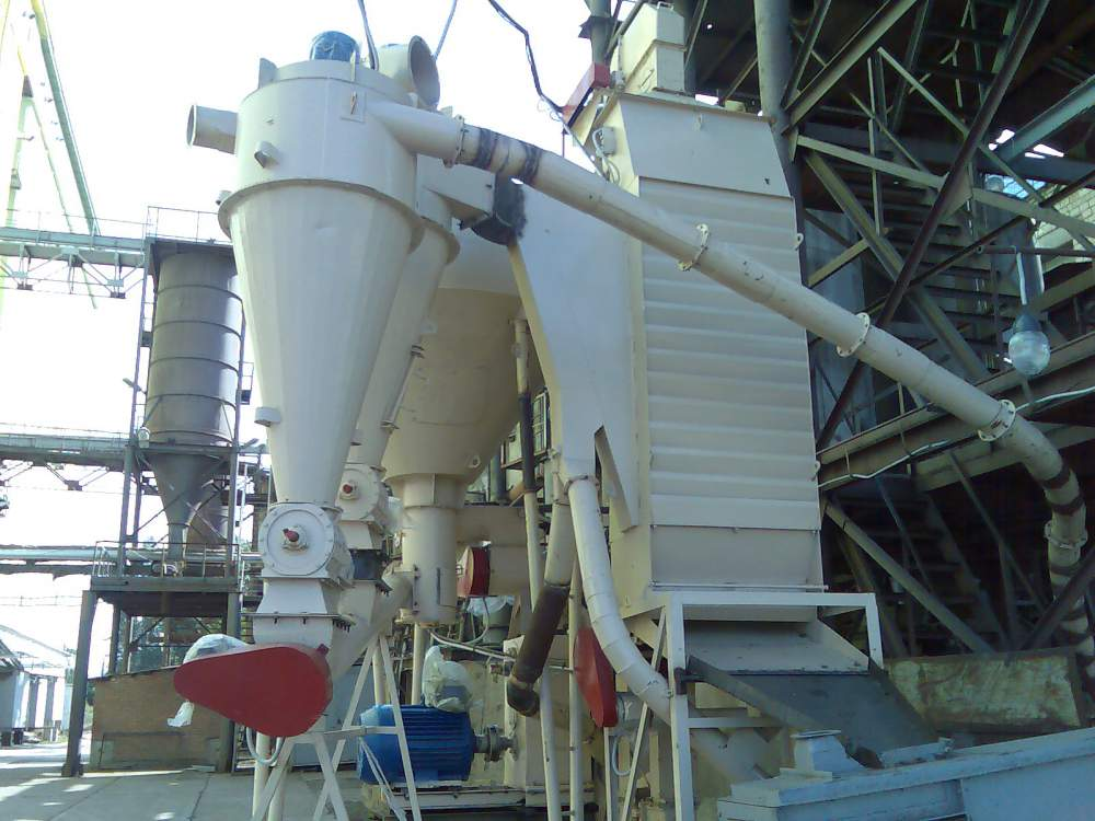 Buy Equipment for production of a briquette