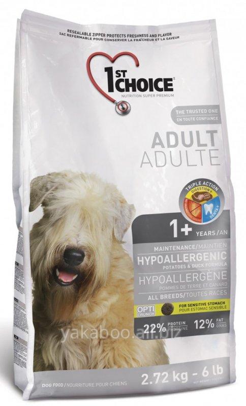1st choice для собак цена