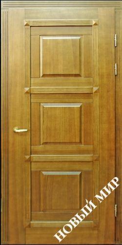 Деревянная дверь 1