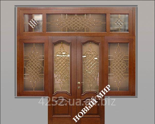 Деревянная дверь 4