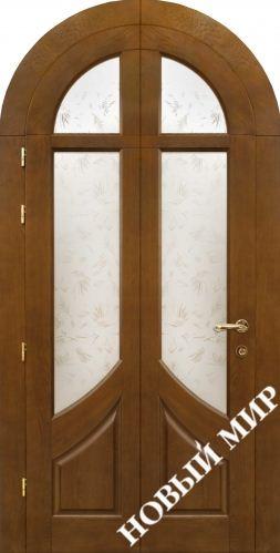 Деревянная дверь 10