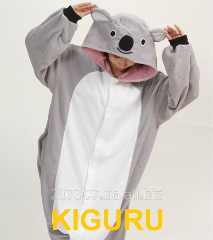 Костюм Кигуруми коала купить в Киеве 032662f8fb913