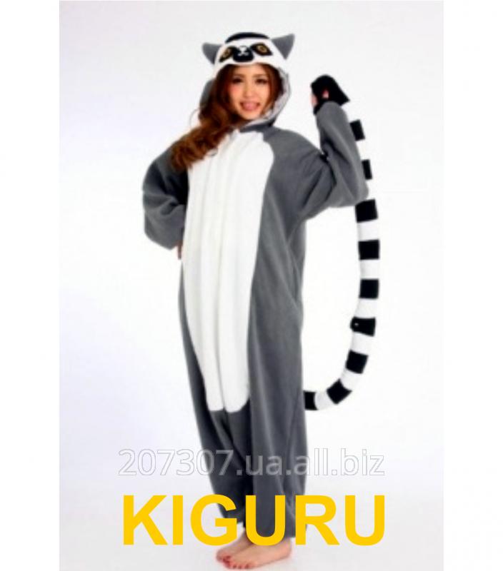 Кигуруми лемур пижама в виде животных купить в Киеве 89a18f13cad0c