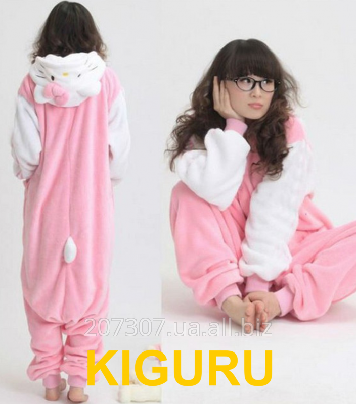94c5a26527d7e Пижама Кигуруми Hello Kitty купить в Киеве