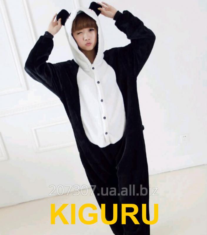 Пижама с ушками кигуруми панда купить в Киеве 3548f259cbcb5