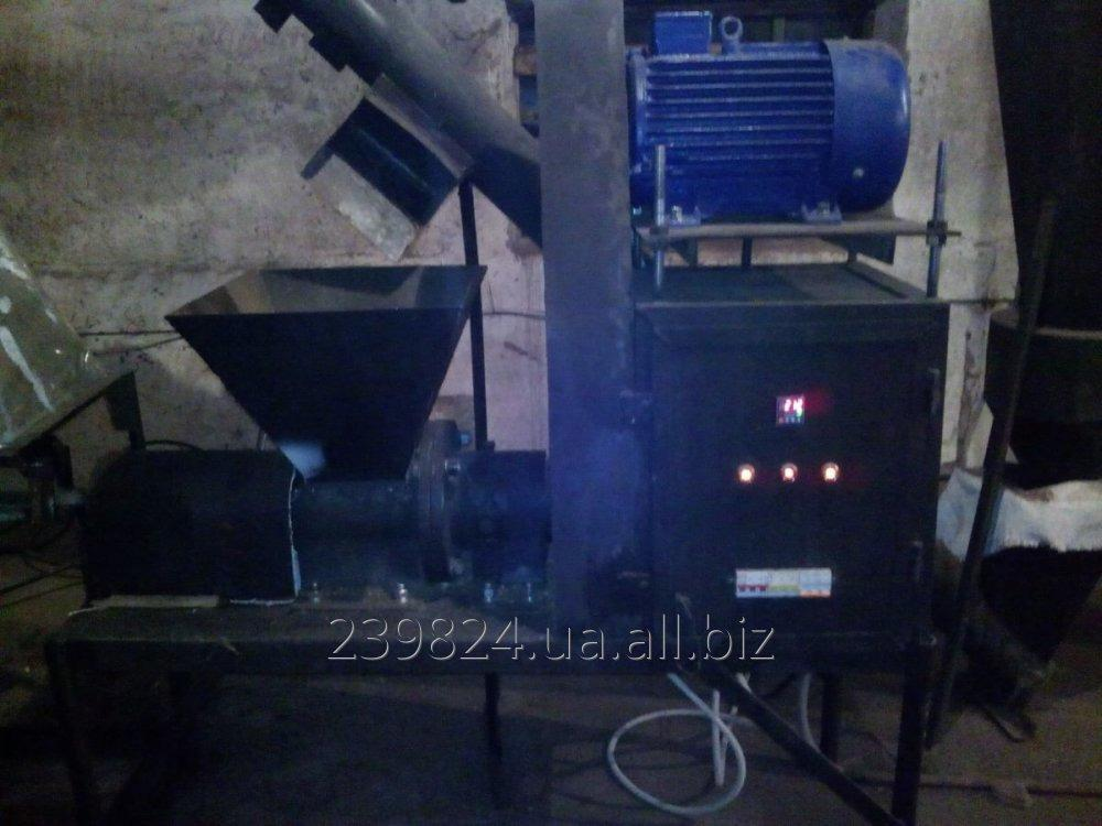 Buy Press shnekovy for production of briquettes
